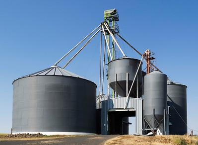 Graineries are techy wonders that allow farmers to store and track their crops.