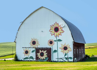 This is a barn dedicated to party time...but it is fun and different.