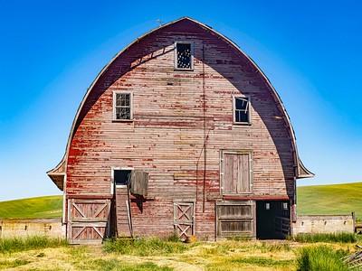 Retired barn
