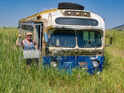All aboard the Teri Lou Tour