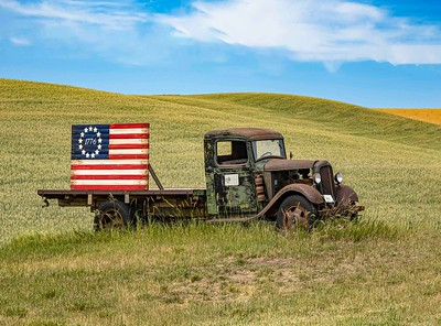 Patriotism flourishes in The Palouse