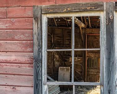 Window: outside looking in