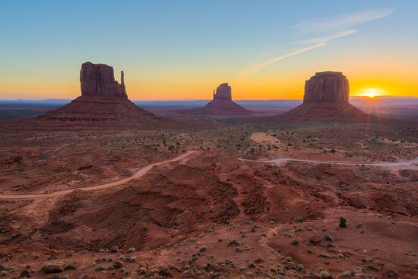Monument Valley, Navajo Nation, Arizona (2016)