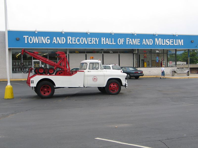 Chattanooga Towing and Recovery Hall of Fame