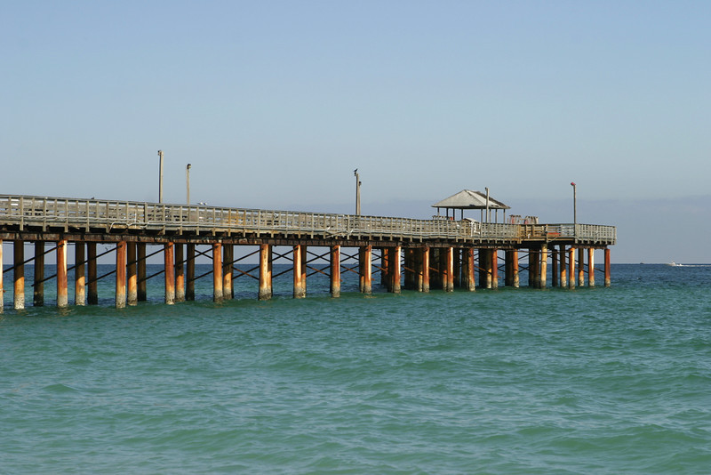 Florida Fishing Pier