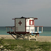 Lifeguard Shack With An Ocean View