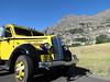 The Yellow Bus at Barronette Peak.