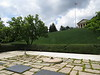 John F. Kennedy gravesite and the Eternal Flame