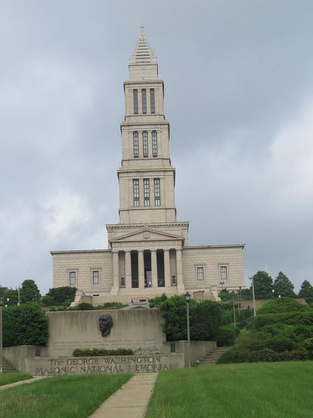 George Washington Memorial Masonic Hall, Alexandria