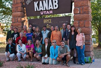 Kanab Group Shots