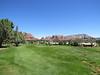 View at Sedona Golf Resort.