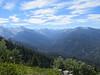 Views from the High Sierra Trail