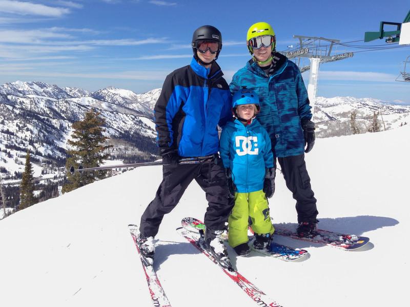 Brighton, Utah, Skiing, Snowboarding