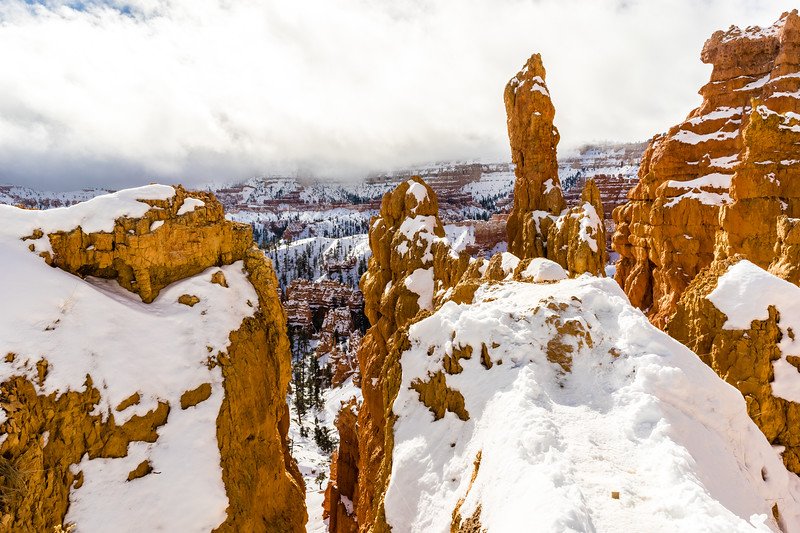 Bryce Canyon, Bryce Canyon National Park, Utah, United States