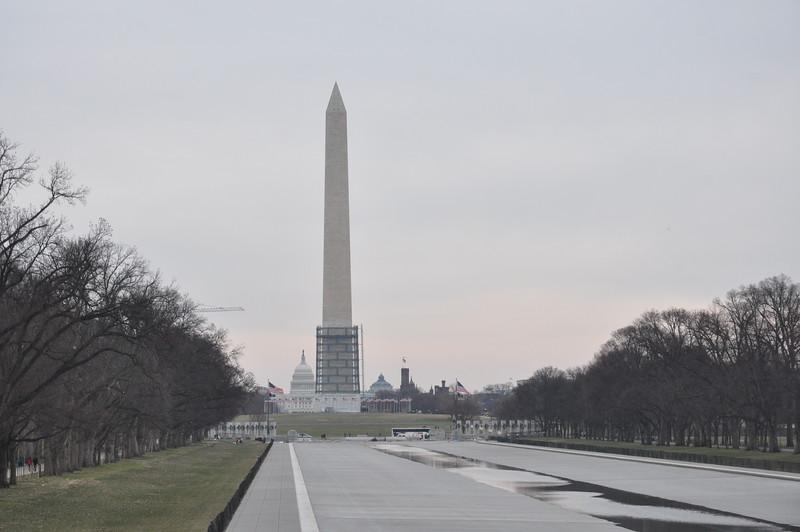 009, Washington - Washington Monument