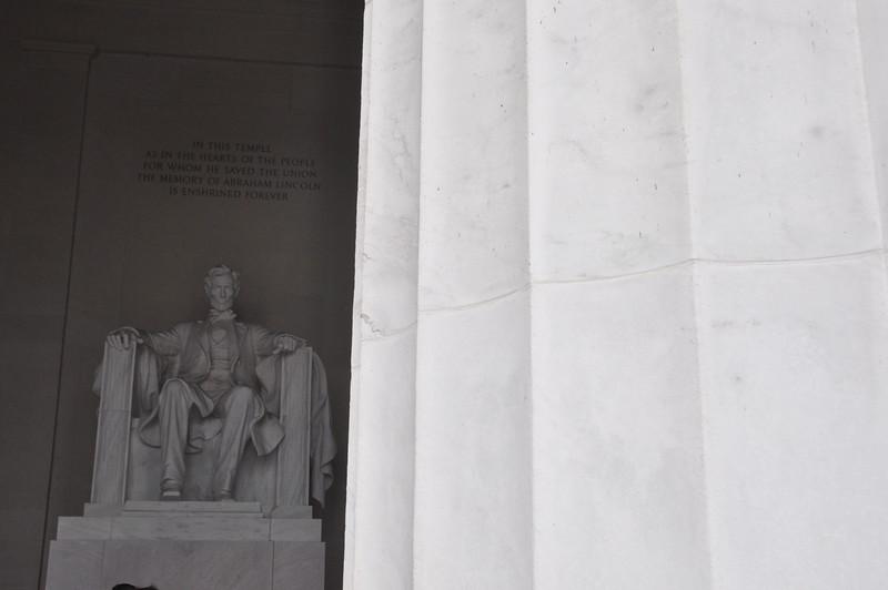 004, Washington - Lincoln Monument