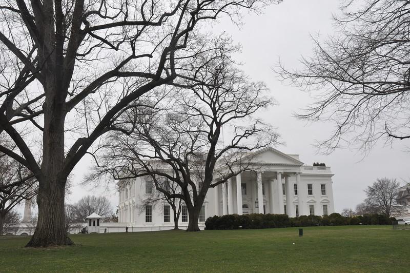 020, Washington - White House