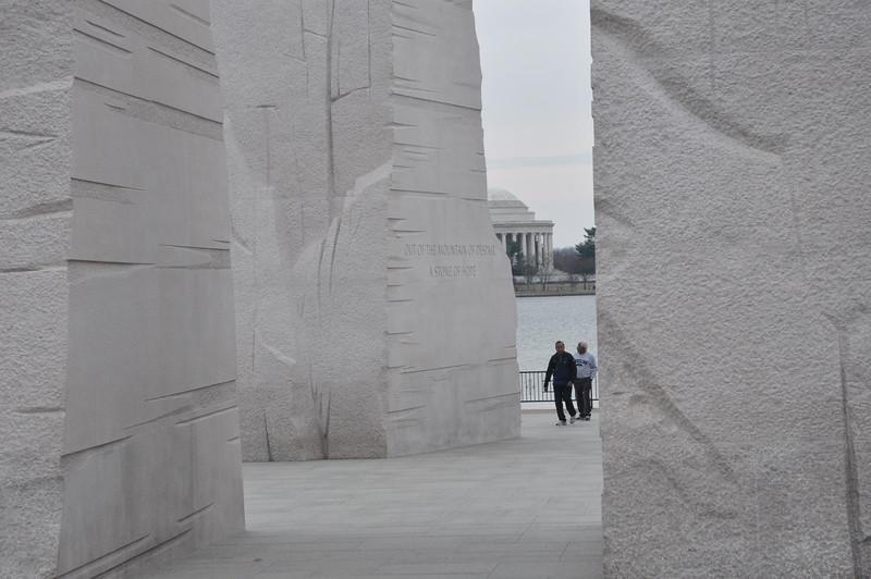 012, Washington - Martin Luther King Memorial