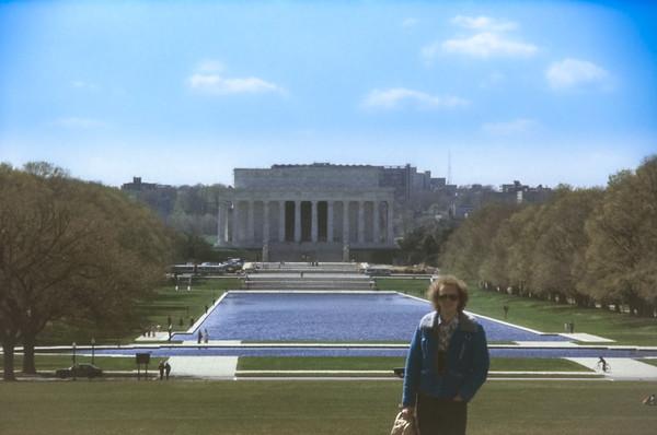 Washington DC 1976