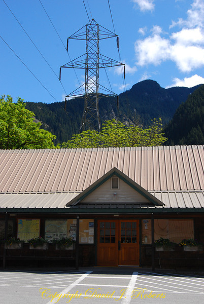Skagit General Store in Newhalem, WA