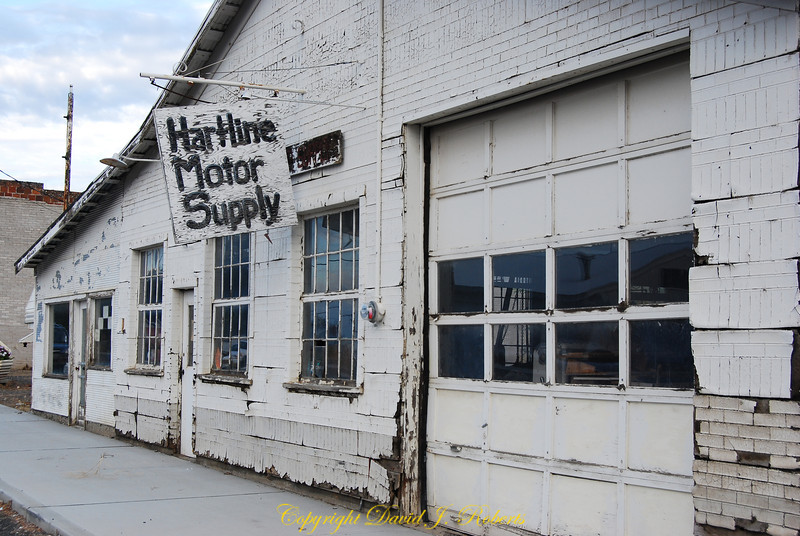 Hartline Motor Supply, Hartline Washington