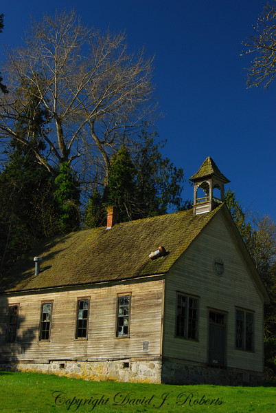 Pleasant Ridge school house