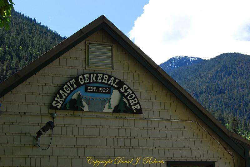 Skagit General Store, Newhalem, WA