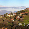 This is a panorama of 7 vertical shots that was taken in West Hills, CA.