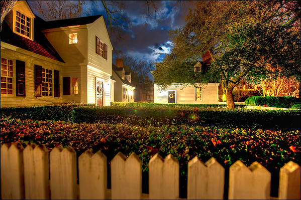 Williamsburg Virginia 2010