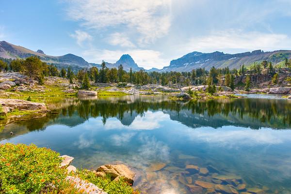 Basin Lakes