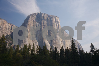 El Capitan, mid-morning