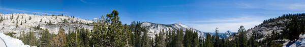 Yosemite Panorama.