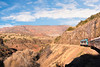 Into the Canyon<br /> <br /> You can go to Sedona and have a look at all of the Red Rock, with people and structures everywhere, or you can take a ride on the Verde Canyon Railroad.
