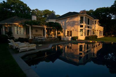 Hollymer, Merle Hoffman's estate in East Hampton