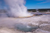 Spasm Geyser, Yellowstone