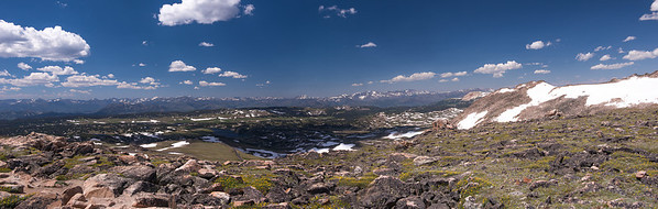 Beartooth Highway, View from the Top