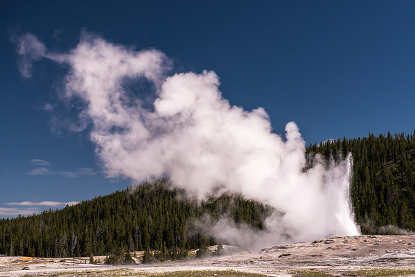 Old Faithful, The End