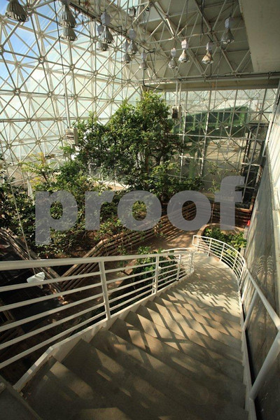 Biosphere 2 in Arizona