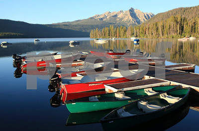 Redfish Lake & Lodge