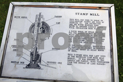 Wallace, Idaho, stamp mill