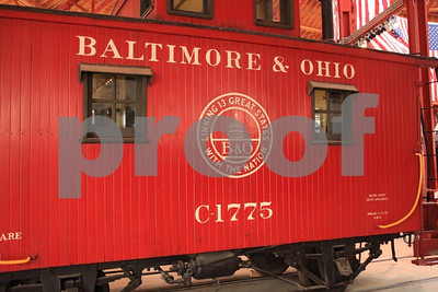 Baltimore andd Ohio Railroad Museum