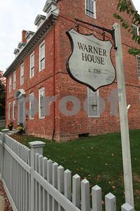Warner House, circa 1716