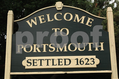 Welcome to Portsmouth, settled 1623