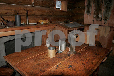 Fort Clatsop near Astoria, OR