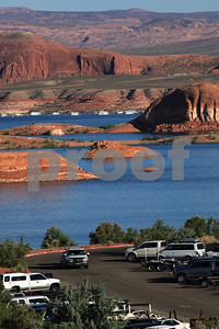 """Lake Powell"", Utah, ""Bullfrog Bay"", 0615"