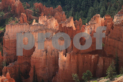 """Bryce National Park"" , ""Bryce Point"" , 1407"