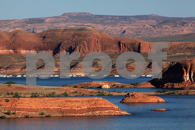 """Lake Powell"", Utah, ""Bullfrog Bay"" , 0614"