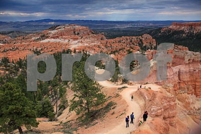 """Bryce National Park"" , Sunset, 1314"