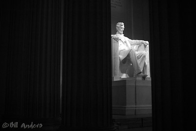 Mr Lincoln  Lincoln Memorial, Washington D.C.