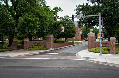 Front Entrance to UMD  June 2013